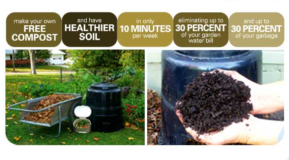Order Your Compost Bin Today!